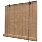 bambou Brown aveugle 150 x 220 cm