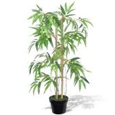 "Bamboo Artificial Tree ""Twiggy"" avec 90 cm de pot"