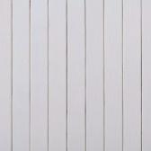 Separador de habitaciones bambú blanco