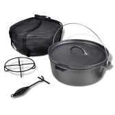 Dutch Oven 11.3 L including Accessories