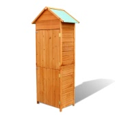 Сад деревянный шкаф водонепроницаемый