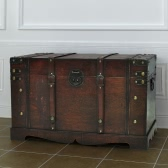 Vintage Grand Bois Treasure Chest