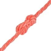 Полипропиленовая веревка 6 мм 200 м Оранжевый