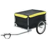 Trailer de transporte Trailer de bicicleta Trailer de carrinho de mão Trailer de carga 65kg