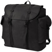 Backpack army style 40 L black