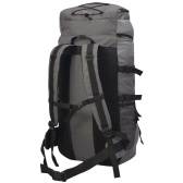 Hiking backpack with rain cover XXL 75L anthracite