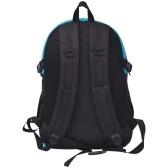Plecak trekkingowy 40L w kolorze czarnym i niebieskim