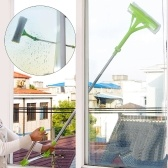 Double-sided Telescopic High-rise Sponge Mop Glass Window Cleaner