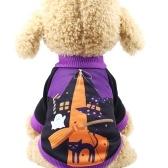 Одежда для собак в стиле хэллоуин