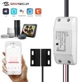Tuya WIFI Intelligente Garagentoröffner-Steuerung Aufzugsschalter Mobiltelefon APP Fernbedienung Timer-Schalter Kompatibel mit Amazon Alexa & Google Home, IFTTT für Sprachsteuerung