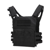 Tactic MOLLE Combat Vest Adjustable Breathable Training Vest