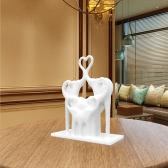 Tomfeel Elephants Liebe 3D Printed Skulptur ursprünglich entworfen Dekoration Dekoration Ornament