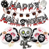 Set di palloncini di Halloween