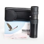 Монокуляр с зумом для наблюдения за птицами, пеших прогулок, походов, фотографий, путешествий, 10-30x40 мм