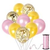 Jogo do balão do Sequin 10pcs