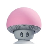 BT music holder cartoon small mushroom head BT speaker