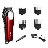 KM-2608 Электрическая машинка для стрижки волос Машинки для стрижки волос Триммер для бороды