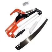 Ножницы для обрезки ветвей с высокими ветвями 2 в 1