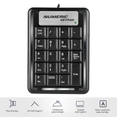Portable Universal Type Asynchronous Switch-Free Technology Numeric Keyboard