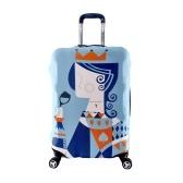 Maleta elástica maleta trolley funda protectora cubierta