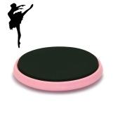 Disco giratório de balé Tábua giratória portátil para dançarinos Equipamento de ginástica para balé Acessório de dança