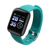 116Plus Intelligent BT Watch Fitness Tracker