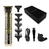 Kit de coupe de cheveux sans fil pour tondeuses à cheveux