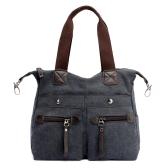 Torebki damskie Moda na ramię Płócienne Duża Pojemność Vintage Crossbody Tote Travel Bag