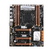 Scheda madre da gioco JINGSHA X99-8D3 DDR3 * 8 caricata a quattro canali M.2 per LGA2011 V3 2629/2649/2669/2678/2696/2676/2673 ATX 256 GB