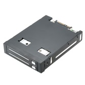 "Dual Bay 2.5"" pollici SATA III disco rigido HDD & SSD Tray Caddy interna Mobile Rack Enclosure Docking Station Hot-Swap"