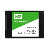 WD Green 240GB PC SSD SATA 6GB/s 2.5in Solid State Drive (WDS240G1G0A)