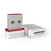 Adaptador WiFi USB COMFAST CF-WU815N 2.4G 150Mbps 11N