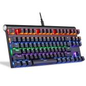 MOTOSPEED K83 87 Keys Bluetooth Mechanical Keyboard