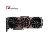 Красочная графическая карта iGame GeForce RTX 2080 Ti с улучшенной ОС OC 1635 МГц GDDR6 11 Г 1635 МГц