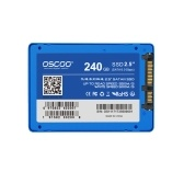 "OSCOO SSD-001 SATA III 6 Gb / s 2,5 ""/ 7mm 240G Interne Solid State Drive"