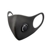Xiaomi Smartmi Anti-Pollution Air Sport Face Mask L Size 1PC + 50PCS Disposable Face Mask Replacement Filter
