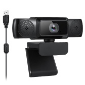 5MP Auto Focus Web Camera Drive-free Computer Camera USB Webcam