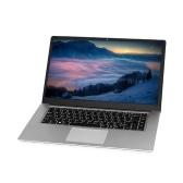 15.6 inch Portable Laptop Intel Celeron J4115 Processor 8GB DDR4 RAM 128GB SSD 1920*1080 IPS Screen for Office Game EU Plug