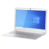 14-дюймовый ноутбук Intel Celeron J4115 / J4105 / J4125 / J3455 Процессор 12 ГБ DDR4 RAM 128 ГБ SSD Портативный ноутбук Silver EU Plug