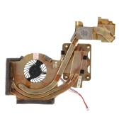 CPU Cooling Fan Cooler & Heatsink for Lenovo ThinkPad T500 W500 Laptop PC 3 Pin 3-Wire