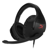 Kingston HyperX Nuvem Stinger Gaming Headset Esport Stereo Fone de ouvido sobre a orelha para PC / Xbox One / PS4 / Wii U HX-HSCS-BK / AS