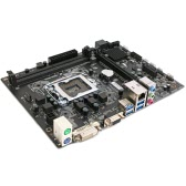 Colorful Warrior C.H110M-K V20A Motherboard Mainboard Systemboard for Intel LGA 1151 DDR4 SATA3 USB3.0 mATX PCI-E 3.0 for Desktop