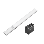 YONGNUO YN360S Handheld LED Video Wand Bar + BB-6 AA Paquete de batería