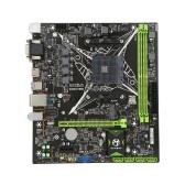 MAXSUN MS-A320D4 Turbo Płyty główne do komputerów Płyta główna Płyta główna Płyta główna do AMD AM4 Gniazdo DDR4 SATA3 M.2 USB3.1 Port M-ATX