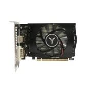 Графическая карта Yeston GT1030-4GD4 TA Игровая видеокарта 1152-1380 МГц / 2100 МГц Память 4G / 64bit / DDR4 Выходные порты HDMI + DVI-D