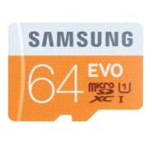 Genuine Original SAMSUNG UHS-I Class 10 64GB 48MB/s High Speed MicroSD TF Flash Memory Card for Cell Phone Tablet Camera