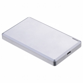"Super Slim High Speed 10Gbps USB 3.1 Gen 2 Type-C External Hard Disk Drive Enclosure 2.5"" SATA Hard-disk Case for 2.5"" SATA HDD or SSD"