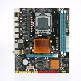 Płyta główna X58V310S1 MATX Płyta główna 1366 Procesor 2 gniazda DIMM Pamięć DDR3 Pojemność pamięci do 32 GB