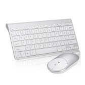 2.4 Г Оптическая Беспроводная Клавиатура Мышь Мыши USB Приемник Комплект для Портативных ПК Портативный Офисный Костюм