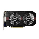 ASUS GTX 750Ti-OC-2GD5 Graphics Card 5400MHz Clock GDDR5 (Used/Second-hand)